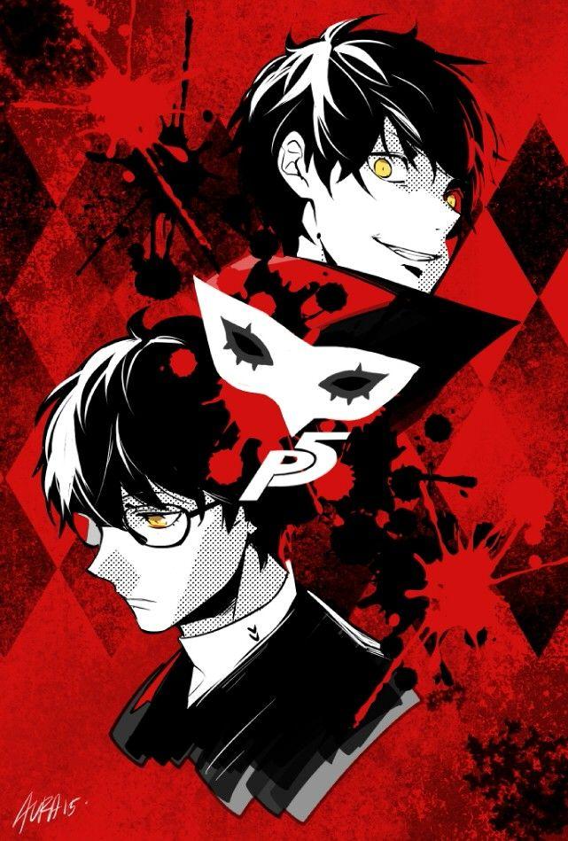Persona 5 Persona 5, Persona 5 joker, Persona 5 anime