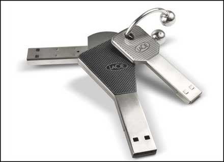 Lacie Clé Portes Clés USB IT Pinterest USB Porte Clé Et Clés - Porte clé usb