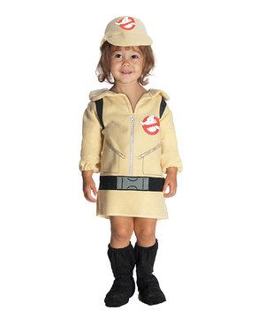 Another great find on #zulily! Ghostbuster Girl Dress-Up Set - Toddler by Rubie's #zulilyfinds