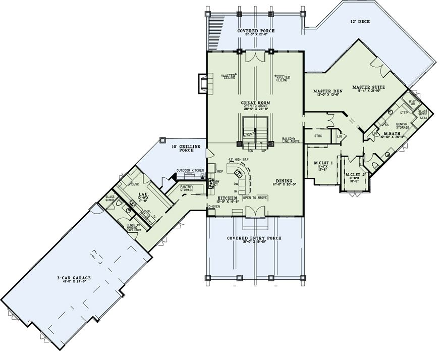 Perfect layout way too big er 2 12x12 closets but for 12x12 bedroom layout