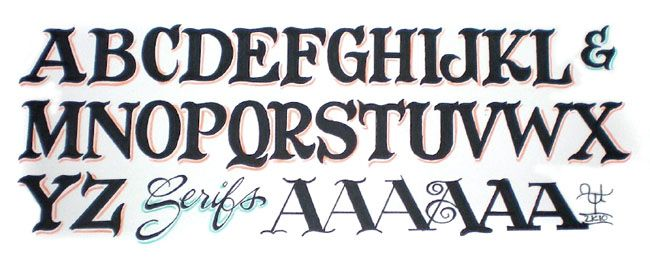 Lettering Fonts  Google Search  Art    Fonts