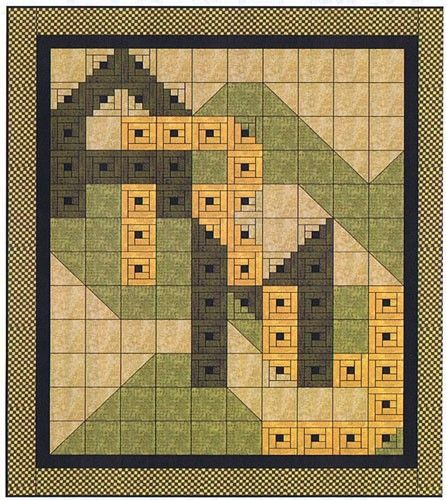 United States Army Quilt Pattern, Alphabet Soup by AD Designs at ...