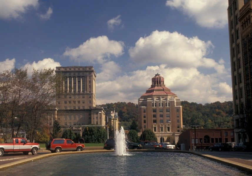 Asheville north carolina best places to retire best