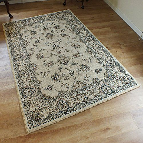 Da Vinci Traditional Rugs 57158 6464 Cream Beige 1 6m X