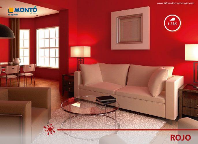 Beneficio del color # ROJO : Al ser un color que enciende y ...