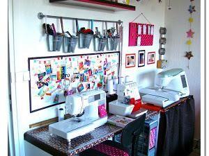Créer un coin bureau atelier diy photos d inspiration côté