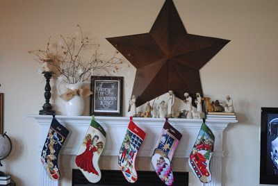 Life with the Little R's: Christmas Home Tour 2012