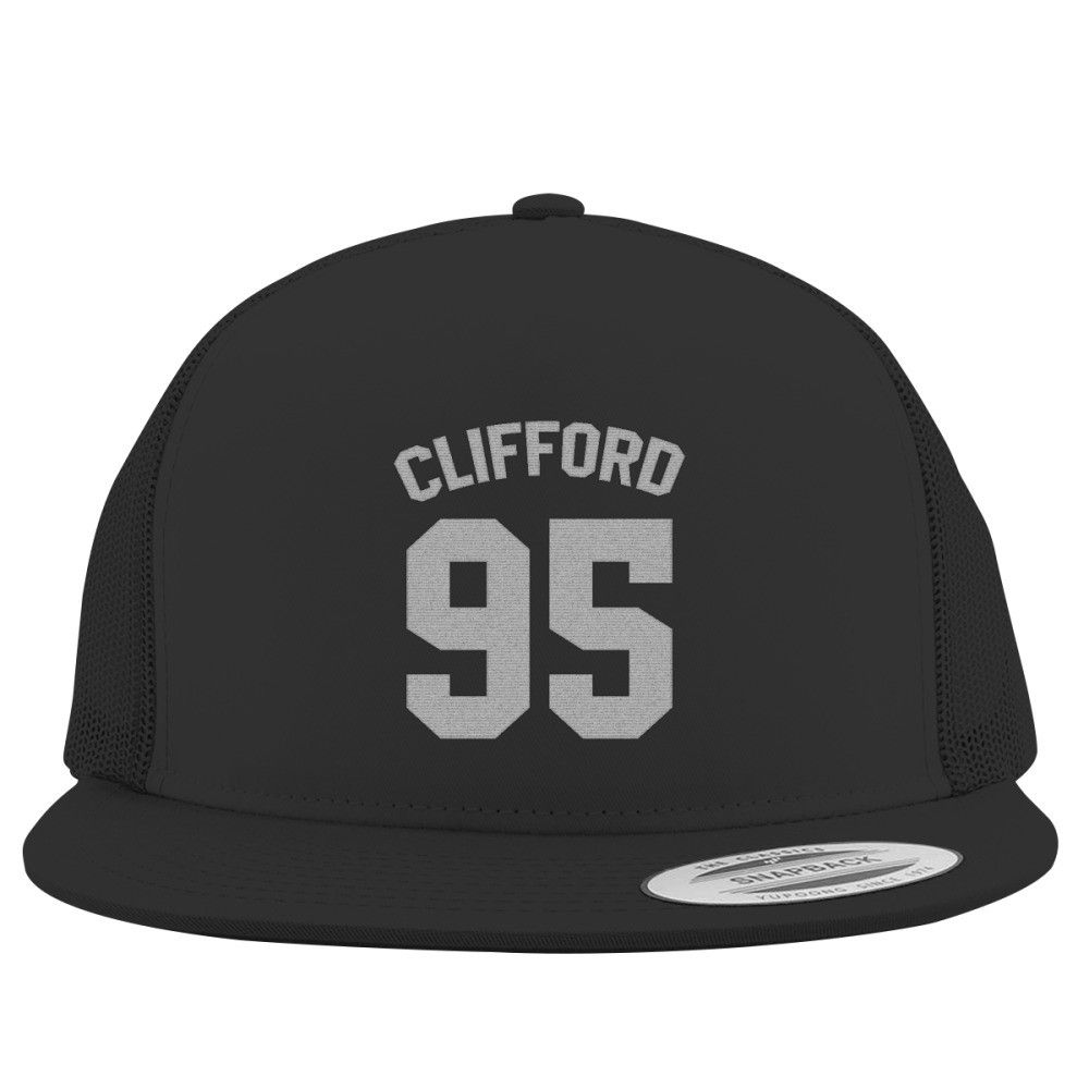 Clifford 95 Embroidered Trucker Hat