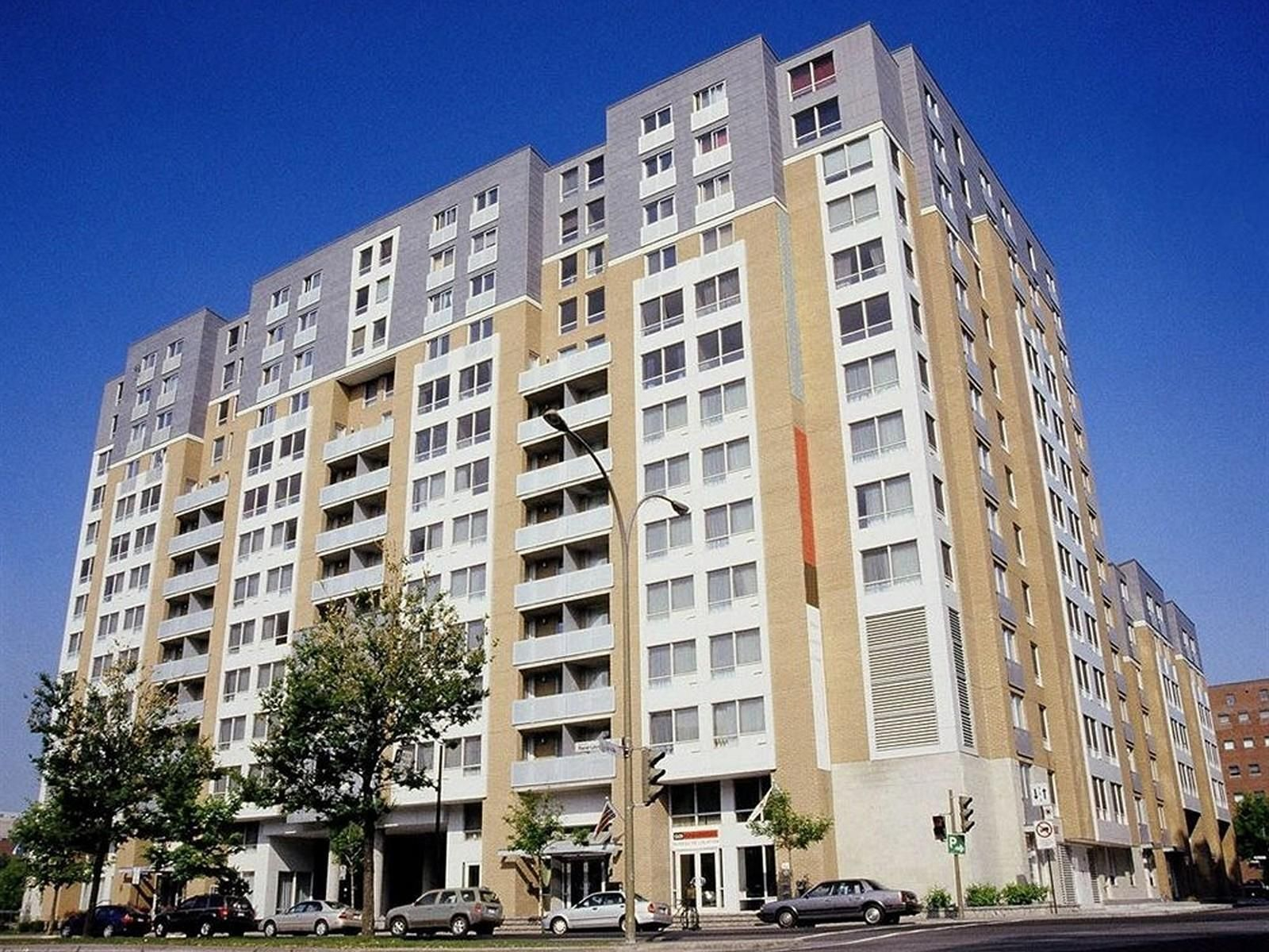 Montreal Qc Hotel Faubourg Centre Ville Downtown Canada North America Is Conveniently Located In