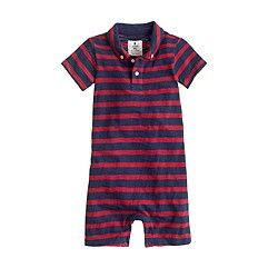 Baby Polo One Piece In Stripe 34 50 Available In Sizes 0 To 12