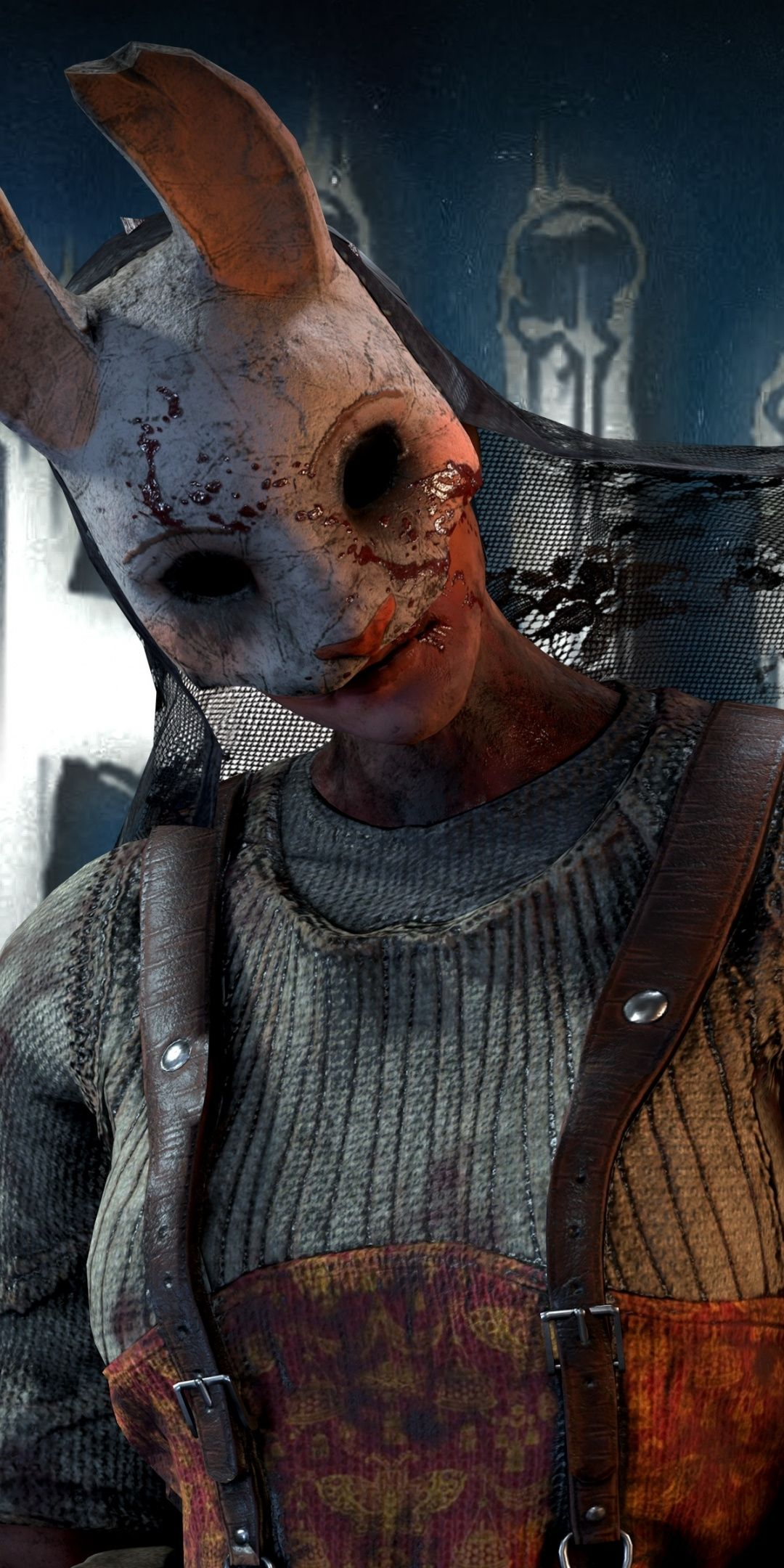 Huntress, Dead By Daylight, video game, 2019, 1080x2160