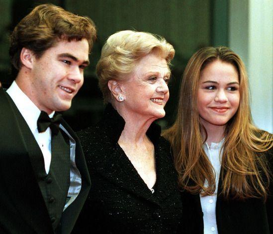 David Shaw Angela Lansbury Son