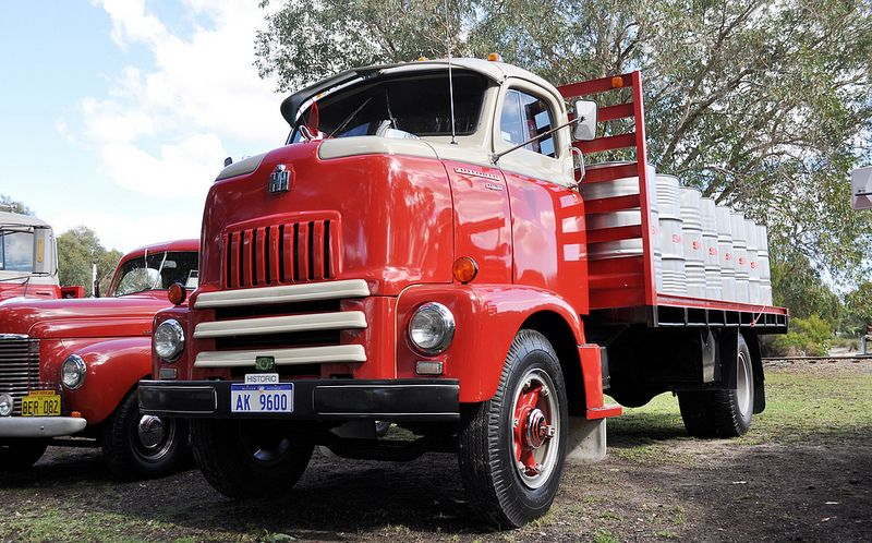 International Asc 160 Trucks International Harvester Truck