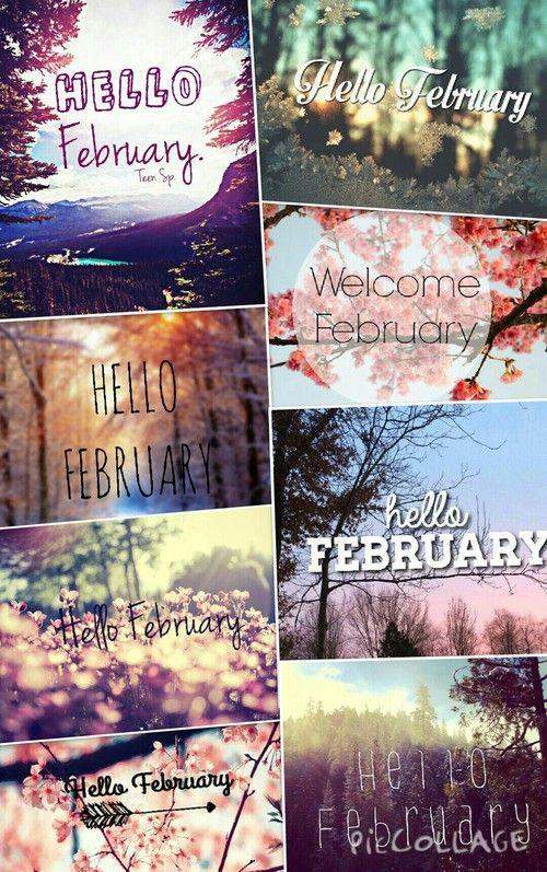 Welcome February Wallpaper Welcome February Images Pictures Hd Wallpapers February Wallpaper Welcome February Welcome February Images
