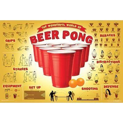 Beer Pong Isn T Just A Mash Up Of Ping Darts And Basketball