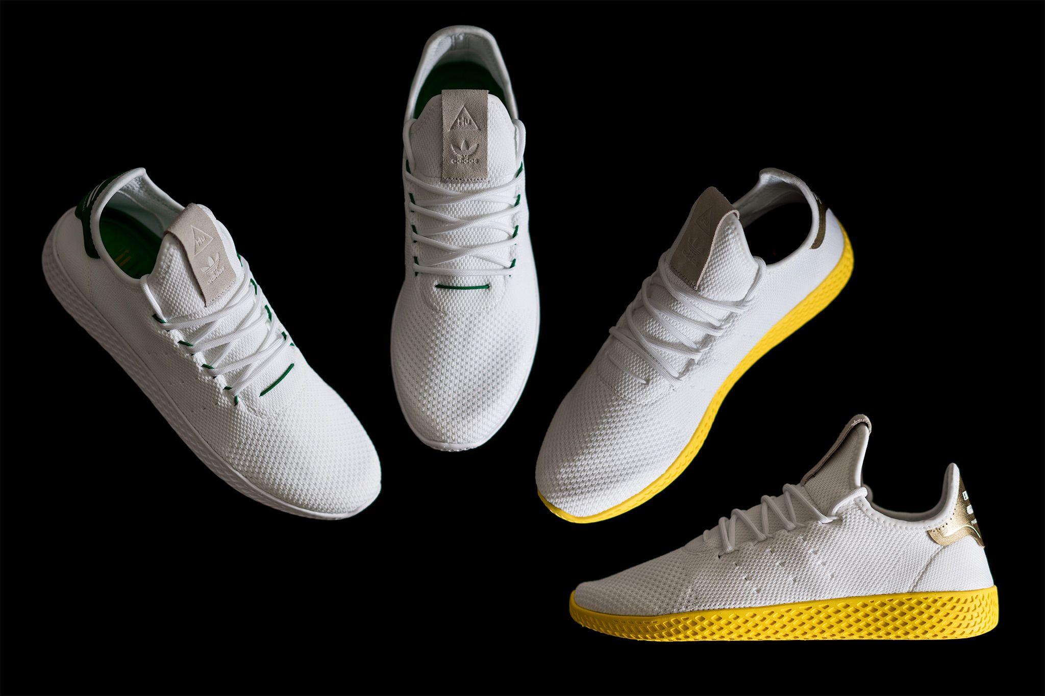 564bd82aa adidas Originals by Pharrell Williams Tennis HU