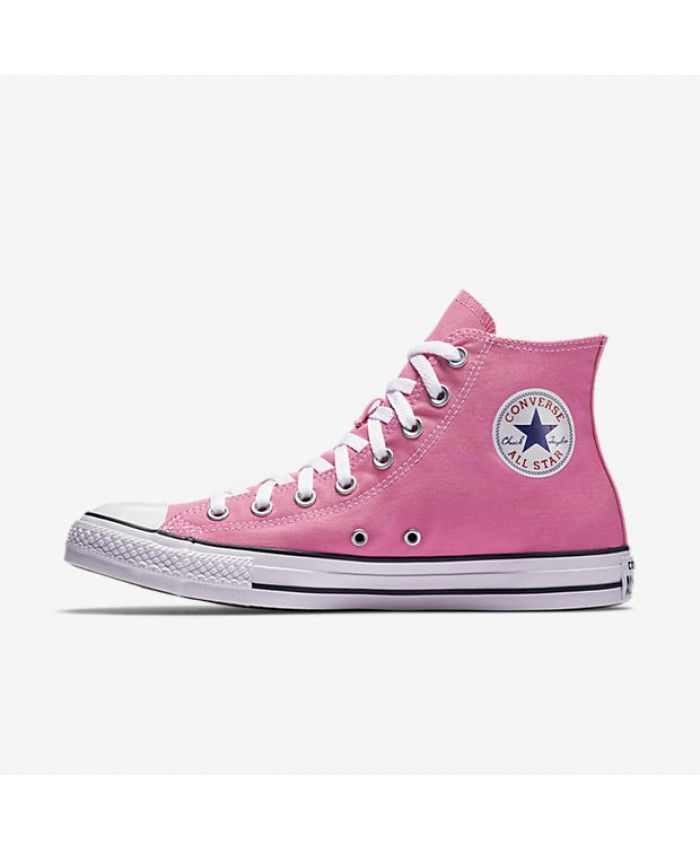 Converse Pink Hi M9006 Trainers for Women