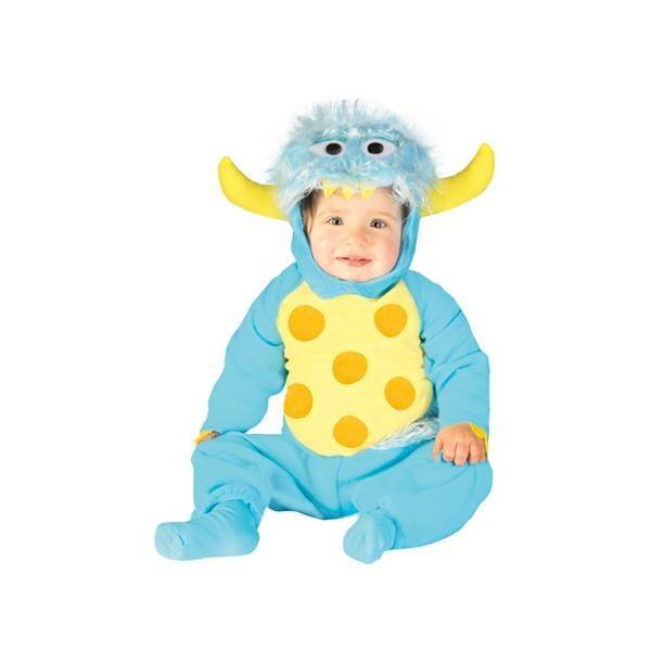 Disfracesmimo disfraz de monstruo para bebe 12 a 24 meses el m s peque o de la casa se - La casa de los disfraces sevilla montesierra ...