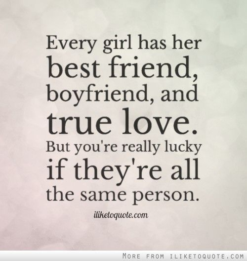 best friend love quotes for him