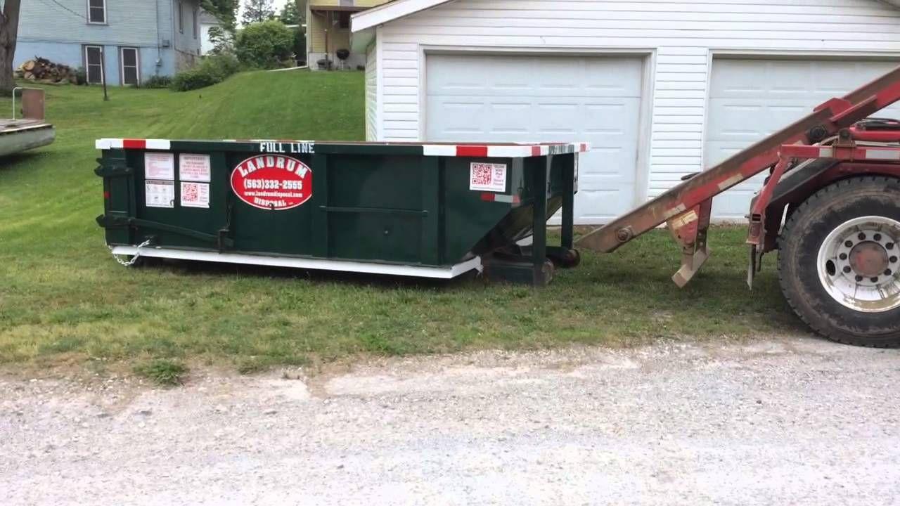 563 332 2555 10 Yard Dumpster Rental Davenport Iowa Dumpster Rental Dumpster Yard