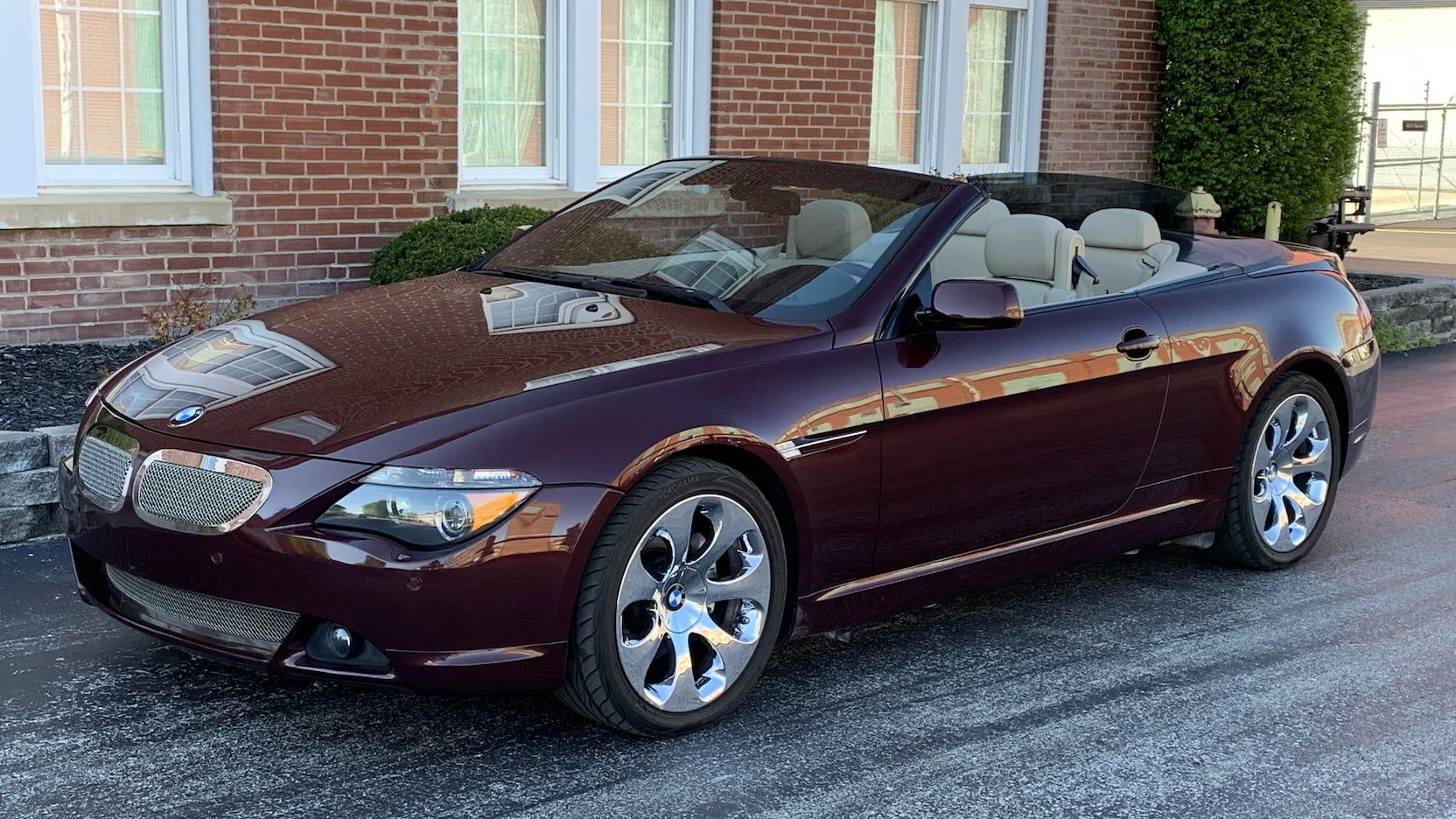 2006 Bmw 650i Convertible Bmw Bmw 650i Convertible