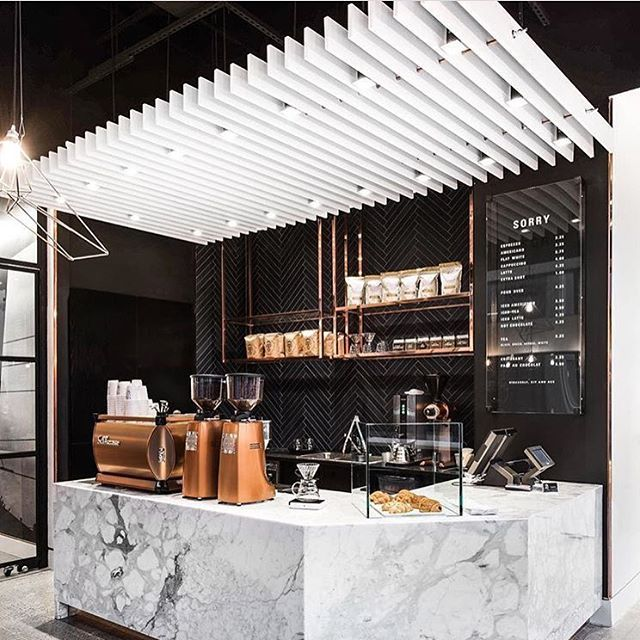 It S Our Last Day Til 7pm At Kitandace On Bloor St Tomorrow We Re At Kitandace Oakville May Modern Coffee Shop Coffee Shop Decor Coffee Shops Interior