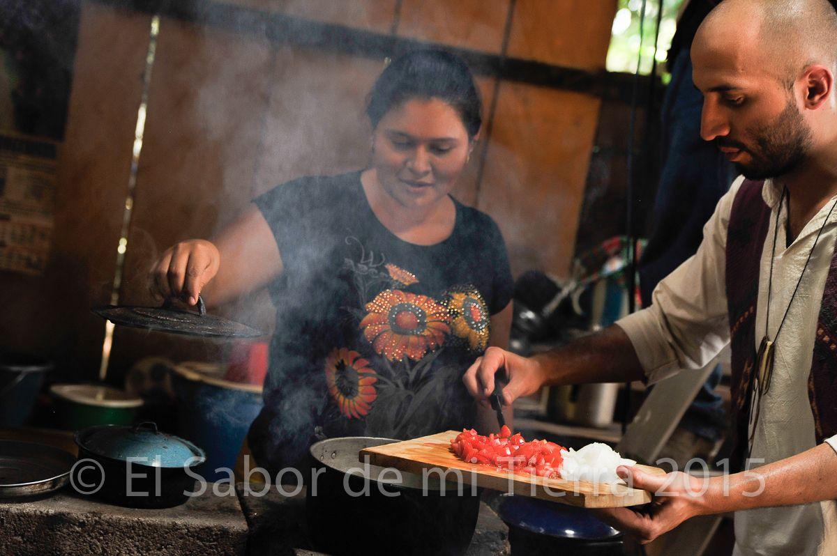 Caldo Chaya • Zona Vavilov Mesoamérica, El Sabor De Mi Tierra