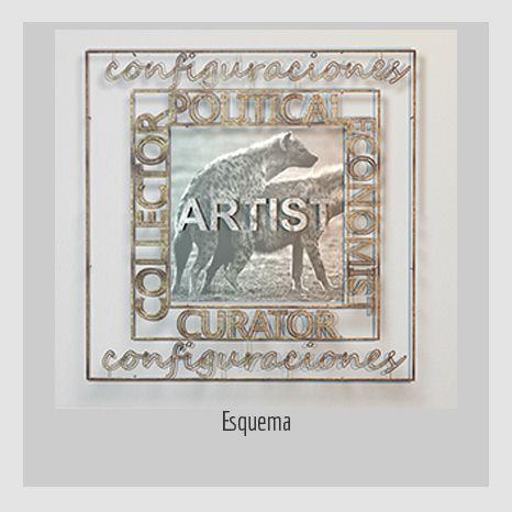 ESQUEMA.  YENY CASANUEVA Y ALEJANDRO GONZÁLEZ. PROYECTO PROCESUAL ART.