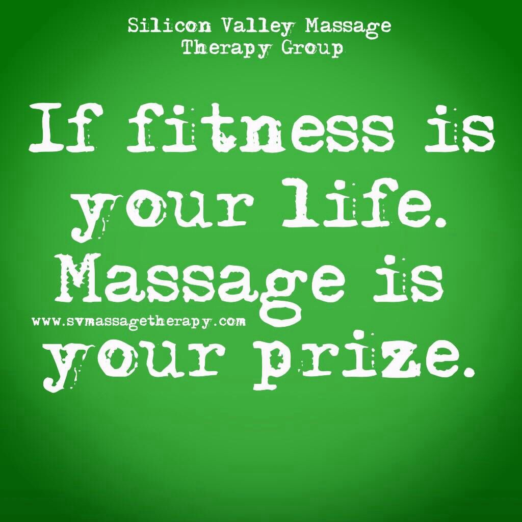 If Fitness is your Life. Massage is your Prize. Get Massage at ...