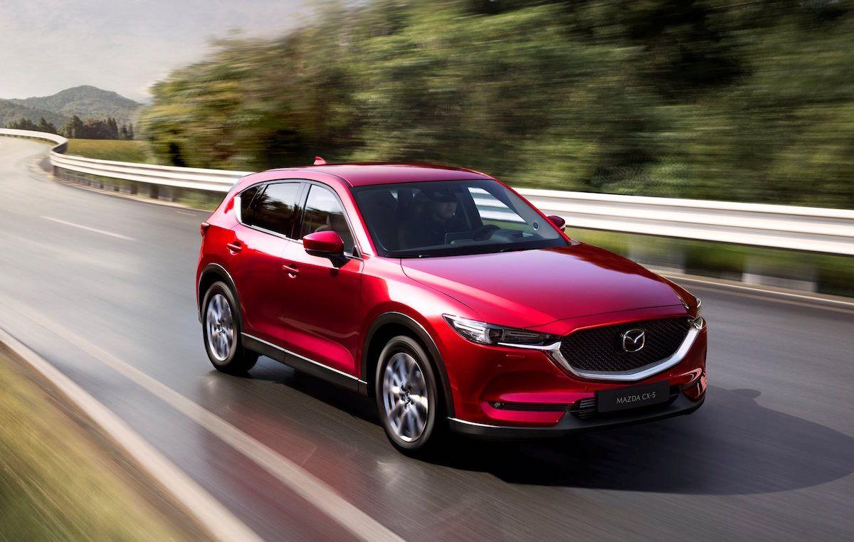 Mazda Cx 5 Generazione 2020 Nel 2020 Mazda Hiroshima Suv