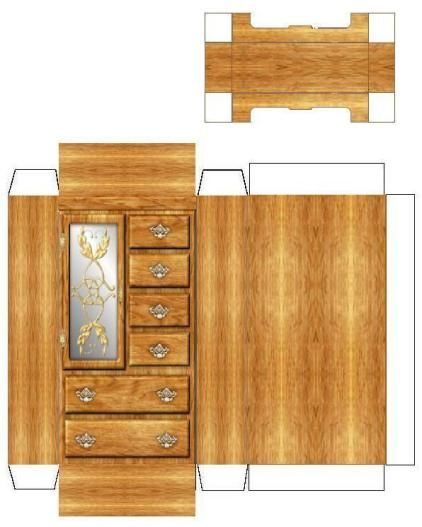Dormitorio recortable erika alvarez lbumes web de - Web de muebles ...
