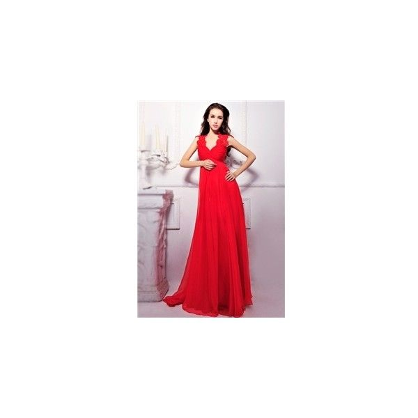 Luxurious Mermaid One Shoulder Floor-length Dasha's Formal Evening Dress found on Polyvore