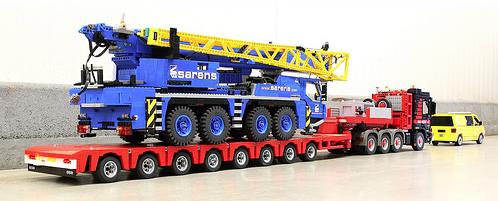 Crane Ruedas Lego TruckJuguetesCuatro Technic Et sCthQrdx