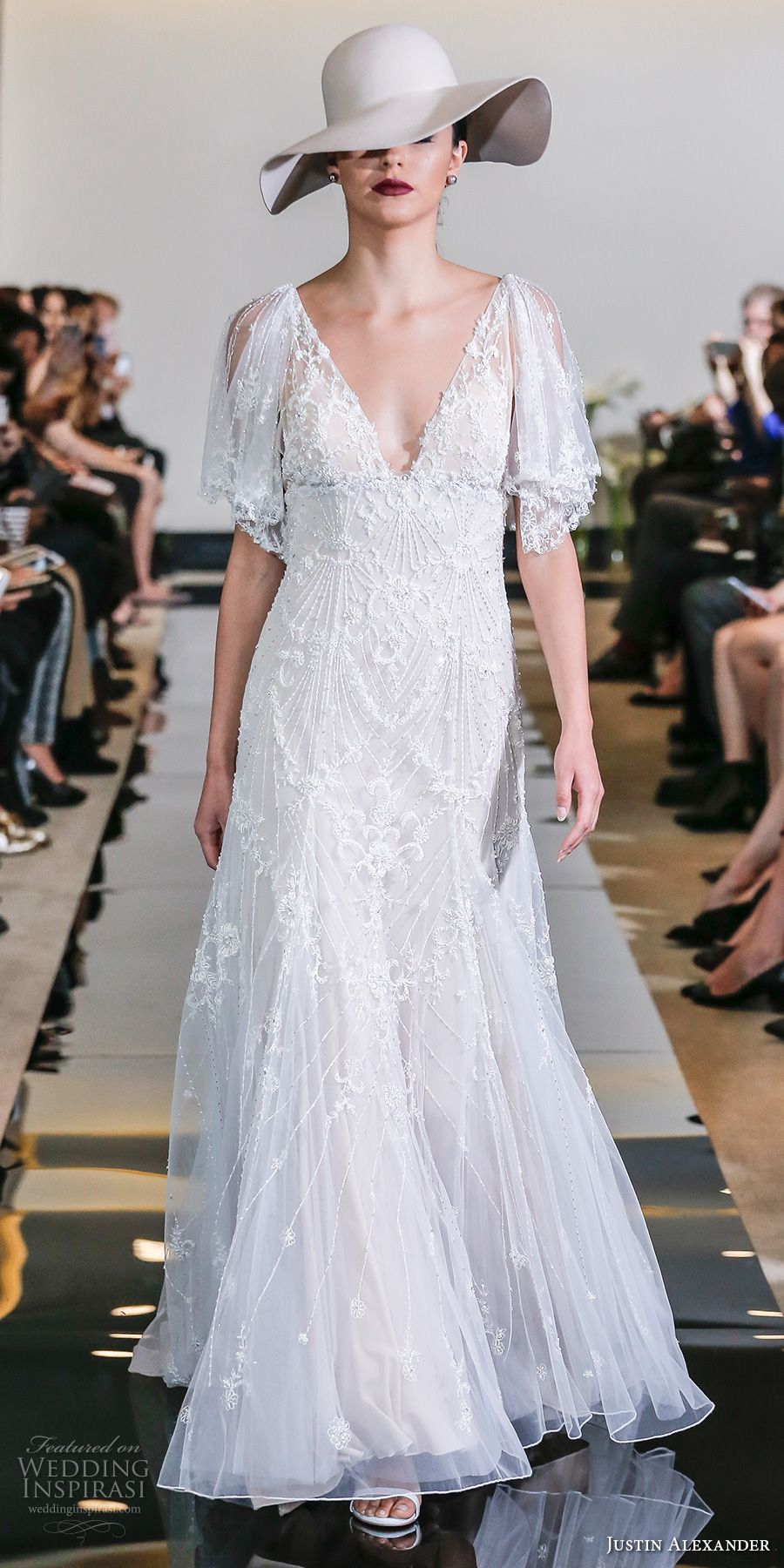 Justin alexander spring wedding dresses u new york bridal