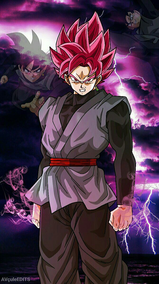 Super Saiyan Rose Dragon ball z, Dragon ball gt, Dragon ball