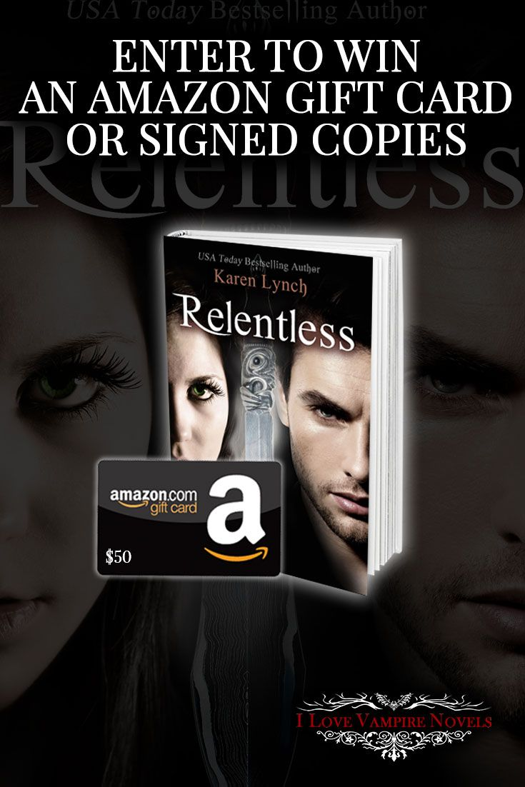 Win Up To $50 In Amazon Gift Cards Or Signed Copies From Usa Today  Bestselling Author