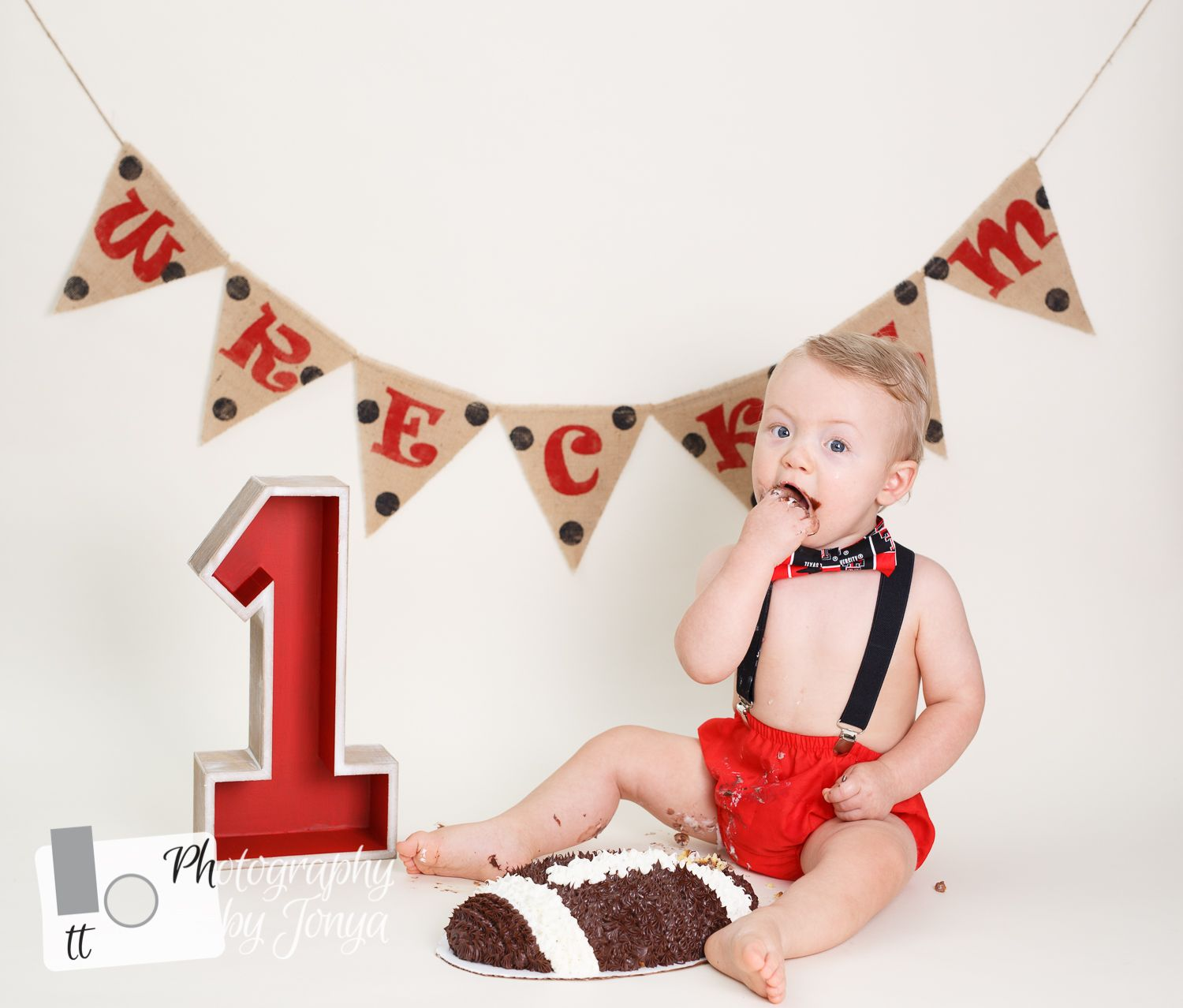 First Birthday Photographer Holly Springs NC