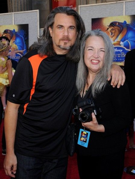 Robby Benson with friendly, Wife Karla DeVito