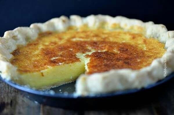 Buttermilk Pie Sweet Tooth Recipe Buttermilk Pie Buttermilk Pie Recipe