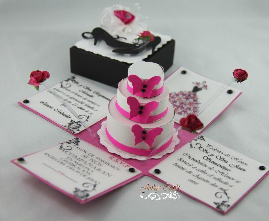 17 Best images about invite – Invitation Cards for Quinceanera