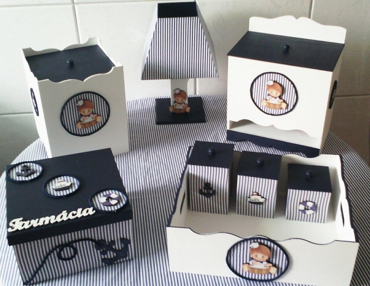 Adesivo De Parade Nuvem ~ kit higiene bebe mdf menino marinheiro 8 peças modelo 3 artesanato em mdf Pinterest Kit