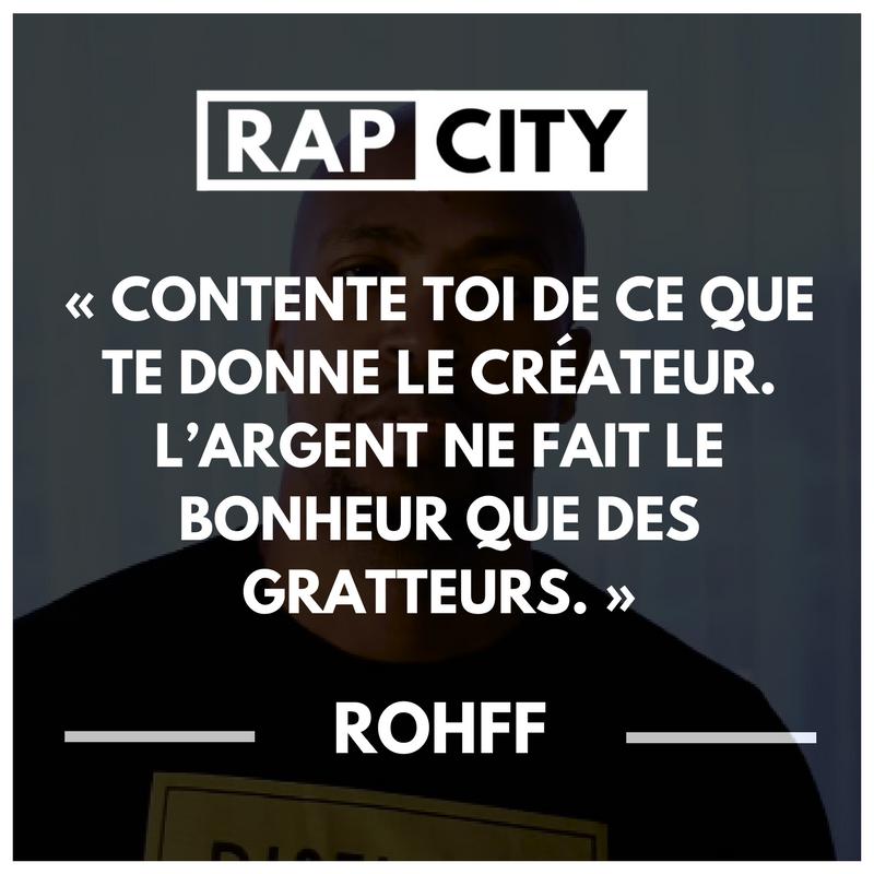 Les 40 Meilleures Punchlines De Rohff Paroles De Rap