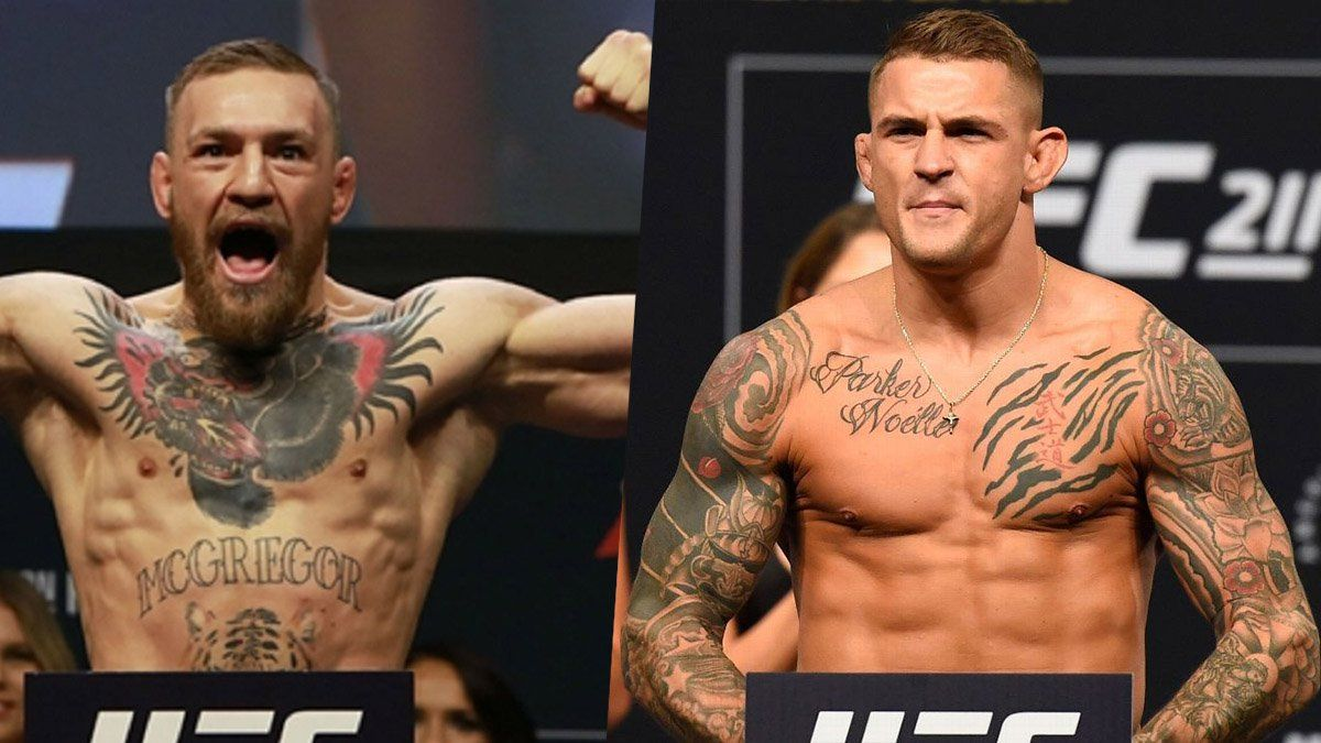 Ufc News Is Conor Mcgregor Vs Dustin Poirier Next In Line Ufc News Ufc Conor Mcgregor