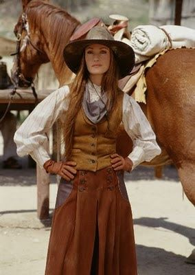 """""""Doctor Quinn, Medicine Woman"""" -the one with a woman doctor in a frontier town who became a foster mother for three kids"""