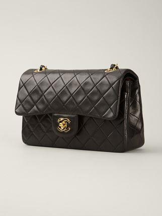 816071d2d8 'Classic 2.55' shoulder bag Quilted Handbags, Chain Shoulder Bag, Shoulder  Bags,