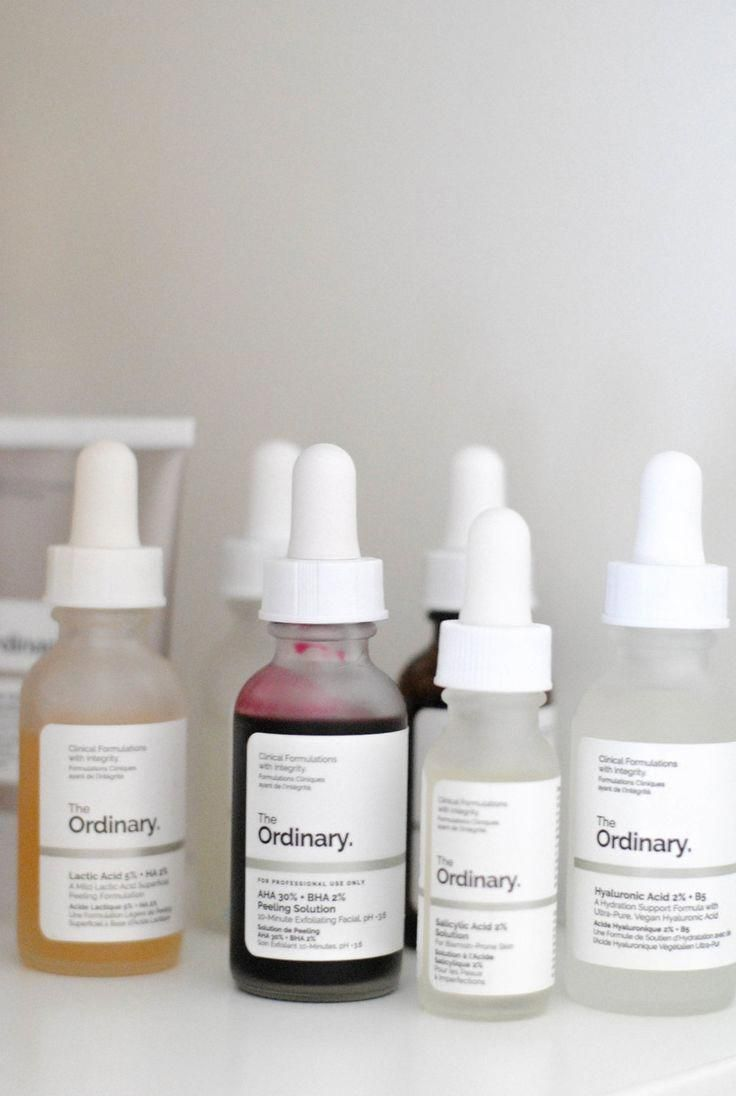 If you're a skincare fanatic, I am positive you will have heard about the hype of The Ordinary or more so, Deciem. I first read about it last October but you could only get it in the US or in it's hom #OrganicSkinCareRecipes #SkincareBeautyRoutine