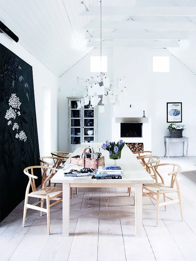 the living/dining room //