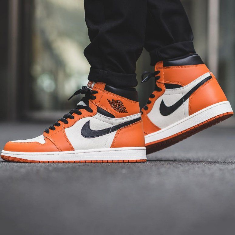 Jordan 1 Retro Reverse Shattered Backboard With Images Air