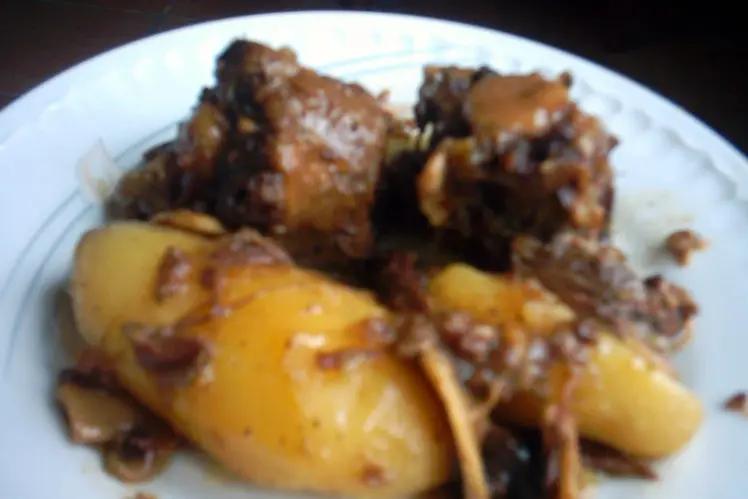Photo of Stewed Beef Tail Recipe: The Straightforward Recipe- Stewed …