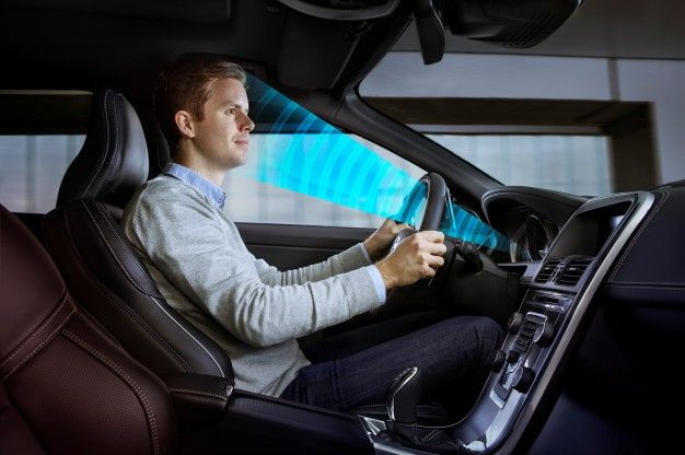 Yandex to deploy face recognition to cut off sleepy ... |Tired Driver Face